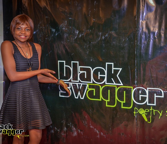 Black Swagger Poetry Slam